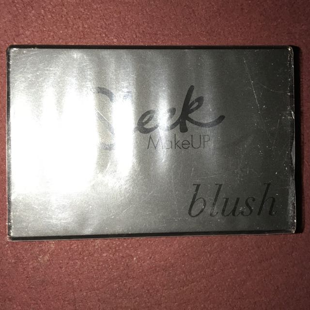 SLEEK MAKE UP BLUSH IN ROSE GOLD (DUPE FOR NARS ORGASM)