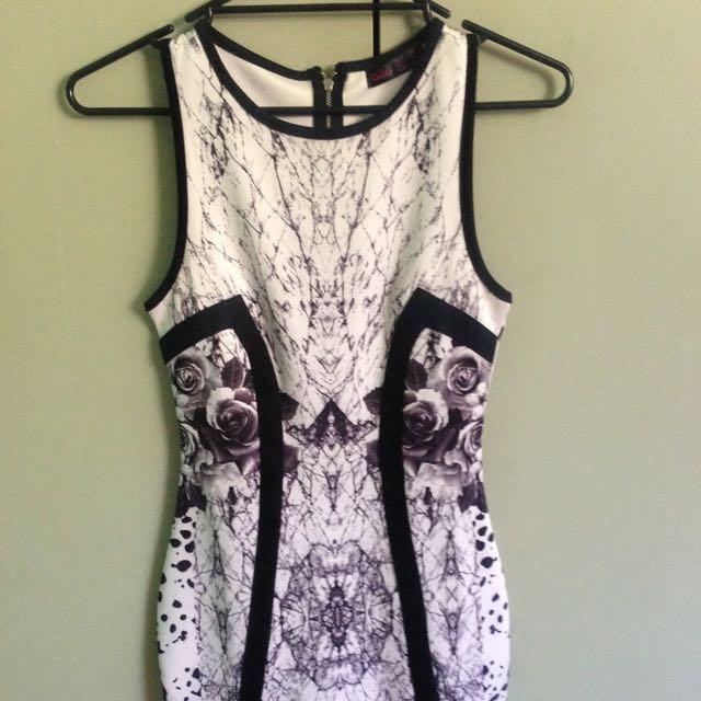 Slim Fitting Dress