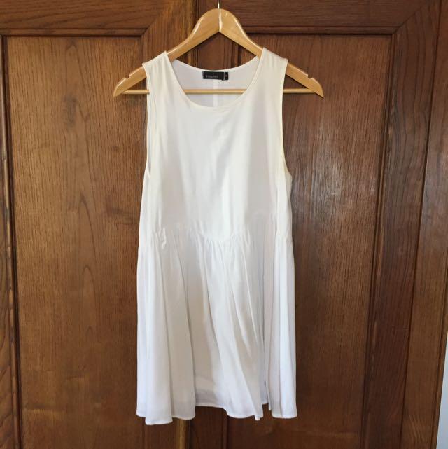 Stellino White Dress