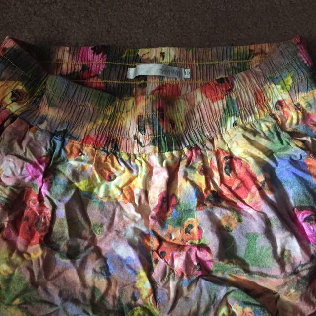 Stussy Flowy Shorts
