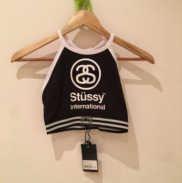 Stussy Sporty Crop Top