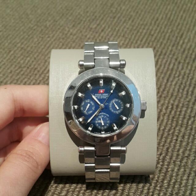 Swiss Army Men's Watch