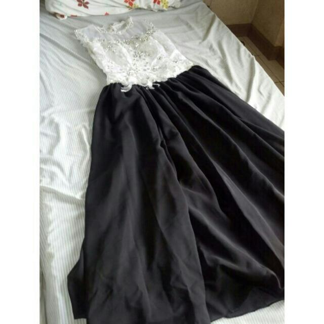 Tailor-made Formal Gown
