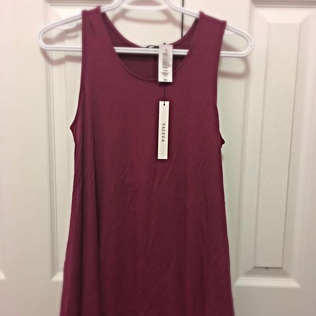 Talula Princely Dress