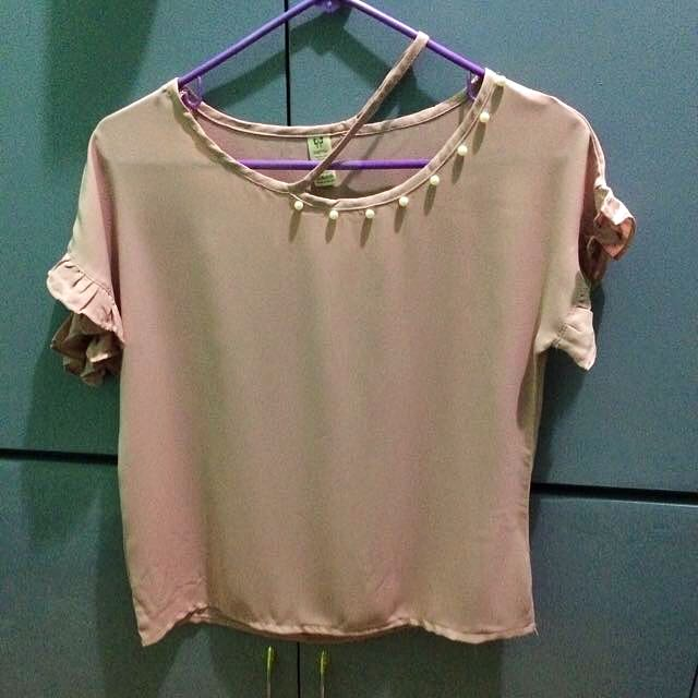 Three Wishes Pink Top