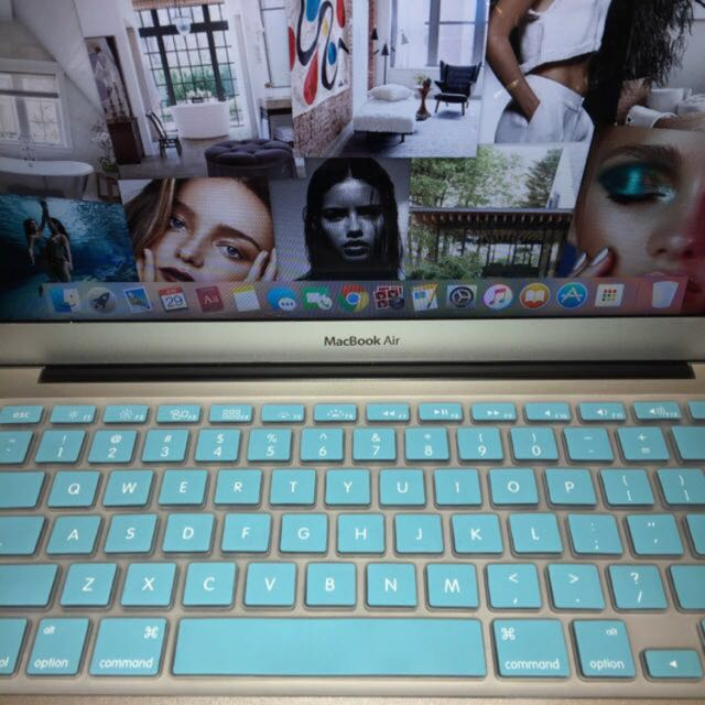 Keyboard Cover MacBook Air 13inch