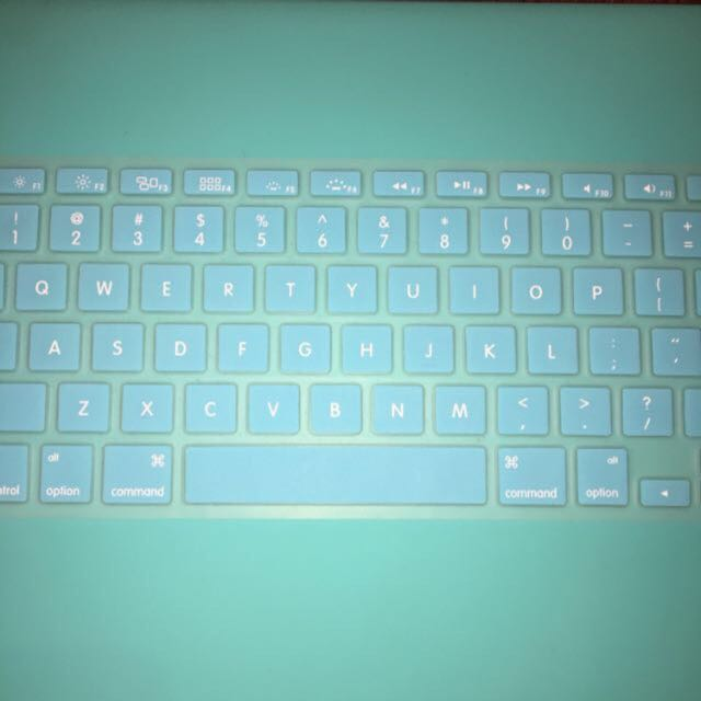 Keyboard Cover MacBook Air 13inch