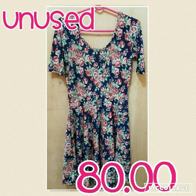 unused dress