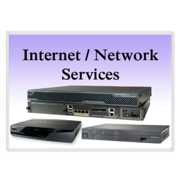 IP Route Services - IT Networking Professional Services