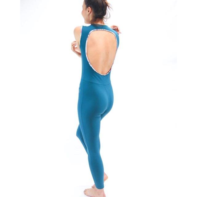 Yoga Dance Unitard Size S