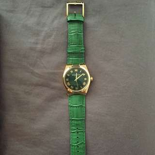 Michael Kors Emerald Green Watch