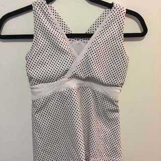 Lululemon Work Out Top Size 2 Or 4