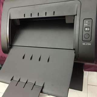 Samsung Monochrome Laser Printer ML-2164