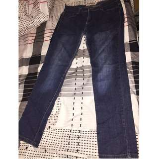 ❤️Pre-loved❤️Blue Jeans (BGLab)