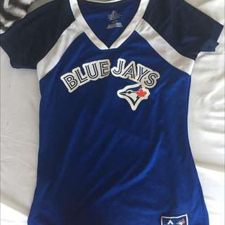 Authentic Blue Jays Apperal