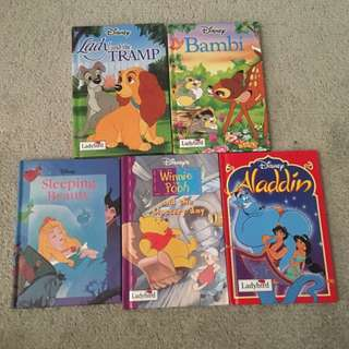 DISNEY CHILDREN'S PICTURE BOOKS