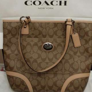 (Reserved)Authentic Coach Bag