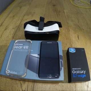 Samsung Galaxy S7 Edge + GearVr