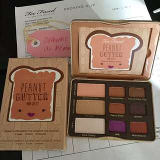 🌟TOO FACED Peanut Butter - Authentic - Get Free Item
