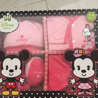 Brand New Gift Set Disney Baby