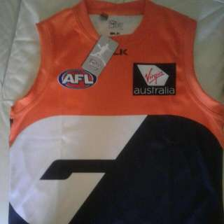 AFL  GWS HOME JUMPERS 2015