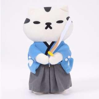 Neko Atsume Mr. Meowgi Big Plush