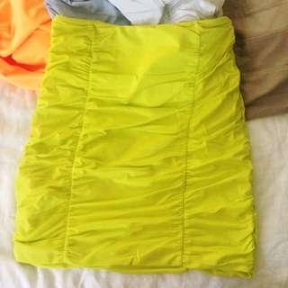 Kookai Mini Skirt Size 1