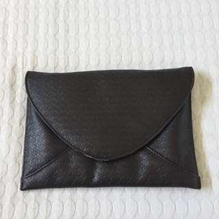 Tony Bianco Black Bag/clutch