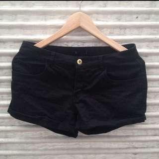 Forever21 Black Shorts