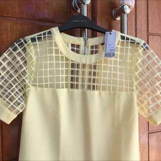 DRESS WAREHOUSE Yellow
