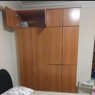 10 Door Wardrobe RESERVED