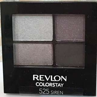 New Revlon Colourstay Eye Shadow Quad