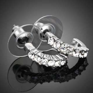 Top Quality Earring made with Swarovski Elements