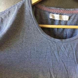 Arvust Striped T Shirt