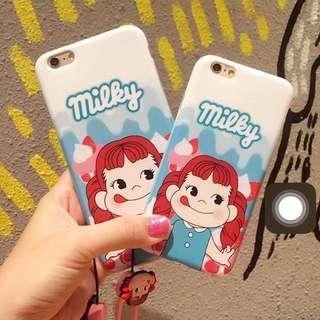 Milky iPhone 6s Case