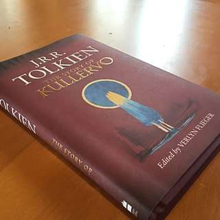 (37% Off!) (Brand New) J.R.R. Tolkien : The Story of Kullervo