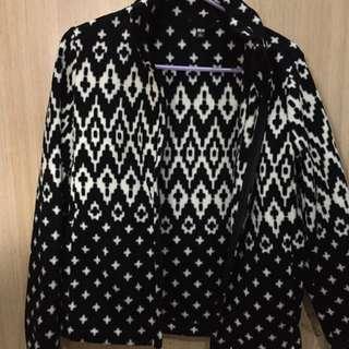 Wool Christmas jacket