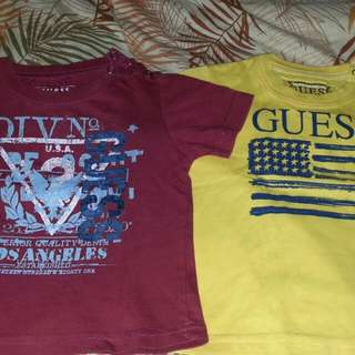 GUESS KIDS 1-2yo Bundle