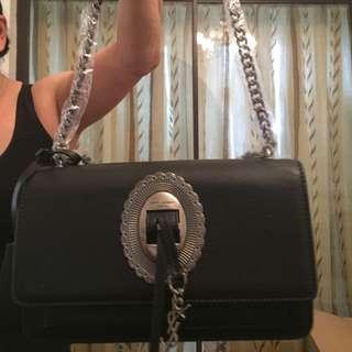 Real Leather Replica Louis Saint Laurent Bag