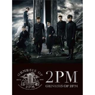 [LOOKING FOR] Genesis Of 2PM