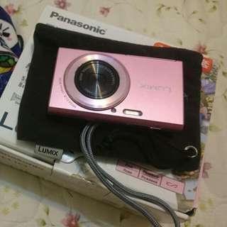 降)DMC-FH10粉紅相機