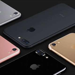 特價 全新 iPhone 7 曜石黑 金