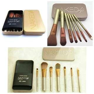 Kuas Makeup Naked4 MINI Naked 4 Urban Decay - Kuas Make Up Power Brush -