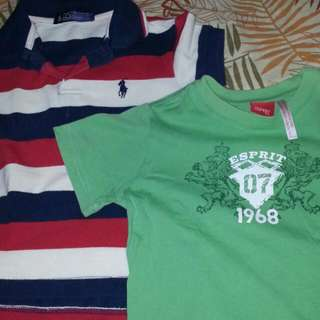 FREE! POLO/ESPRIT 2-3yo Bundle