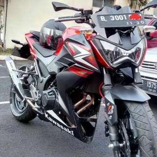 Kawasaki Ninja Z250 Th 2015