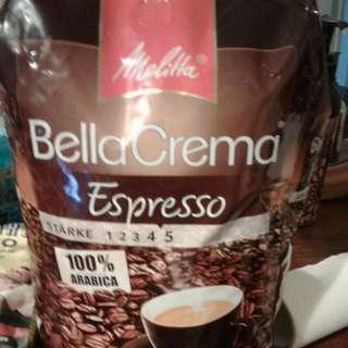 1kg Arabica Coffee Beans