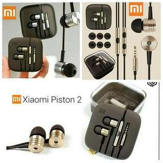 👆👆👆 New Headset Xiaomi Piston 2