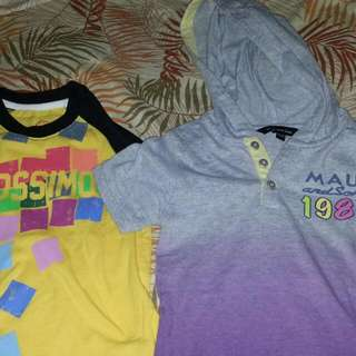 MOSSIMO/MAUI & SONS 3-4yo Bundle