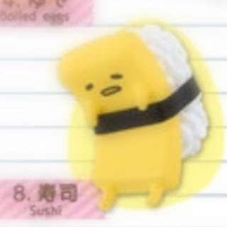 日本蛋黃哥擦膠