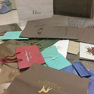 sales Branded Paper Bags And Boxes